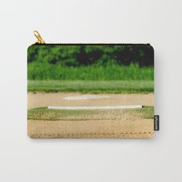 Home Plate (Baseball) Carry-All Pouch