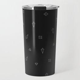 Matte Crystal Gems Travel Mug