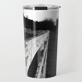 Sonoma Fence Travel Mug