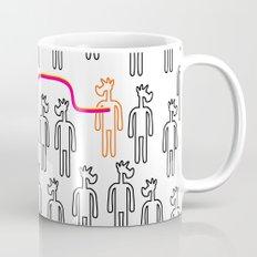 Follow Your Heart Unicorn Mug
