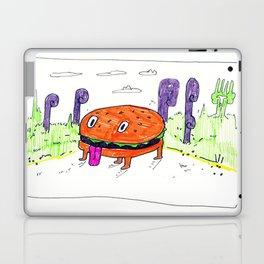 burger dog Laptop & iPad Skin