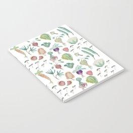 Vibrant Veggies Notebook