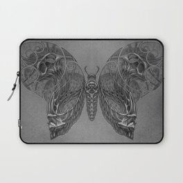 Butterfly skulls 2 Laptop Sleeve