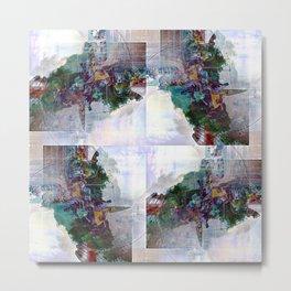 P1420131-P1420134 _GIMP _4 Metal Print