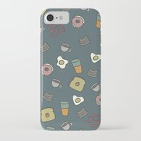 70s iPhone & iPod Cases featuring 70S Cafe by Calepotts