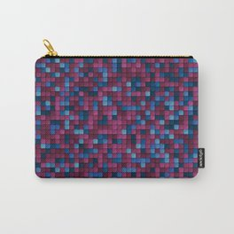 PAPER PIXEL / ode Carry-All Pouch
