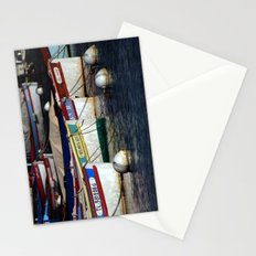 Boats pointu (6972) Stationery Cards