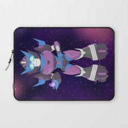 Blue Rodimus Laptop Sleeve