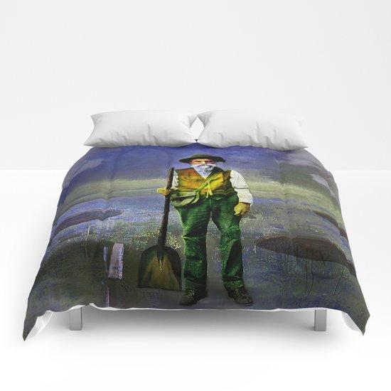 The gravedigger Comforters