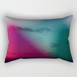 Power Sunset Rectangular Pillow