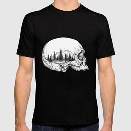 SKULL/FOREST T-shirt