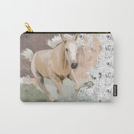 Pretty Palomino Carry-All Pouch