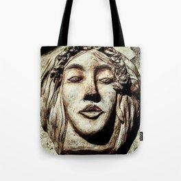 Medusa of Fredericksburg Tote Bag