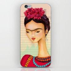 Icons / Frida iPhone & iPod Skin