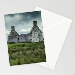 The Abandoned House Stationery Cards