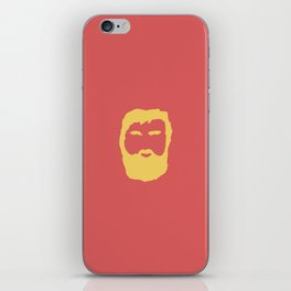 The Beard iPhone Skin