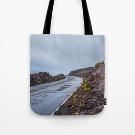 The Endless Road Tote Bag