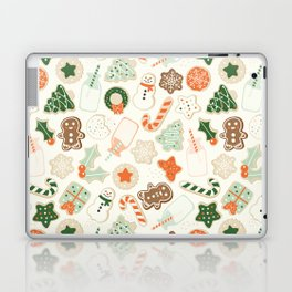 Christmas Cookies Laptop & iPad Skin