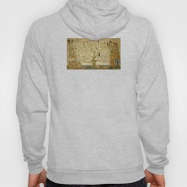Gustav Klimt - Tree of Life Hoody
