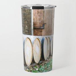 Bourbon Barrel Travel Mug