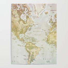 Pastel World Poster
