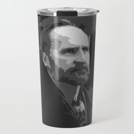 Coming Out of the Dark Travel Mug