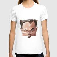 leonardo dicaprio T-shirts featuring Leonardo Dicaprio by Alexander Novoseltsev