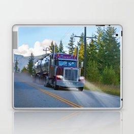 Trans Canada Trucker Laptop & iPad Skin