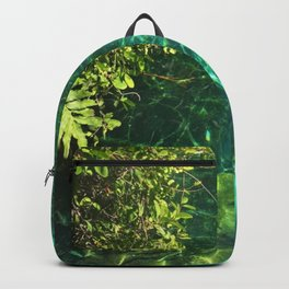 Crystal Cenote Backpack