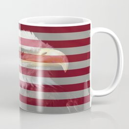 United States Freedom Eagle Coffee Mug