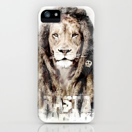 RASTASAFARI iPhone Case