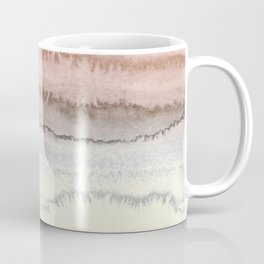 WITHIN THE TIDES - SNOW ON THE BEACH Coffee Mug