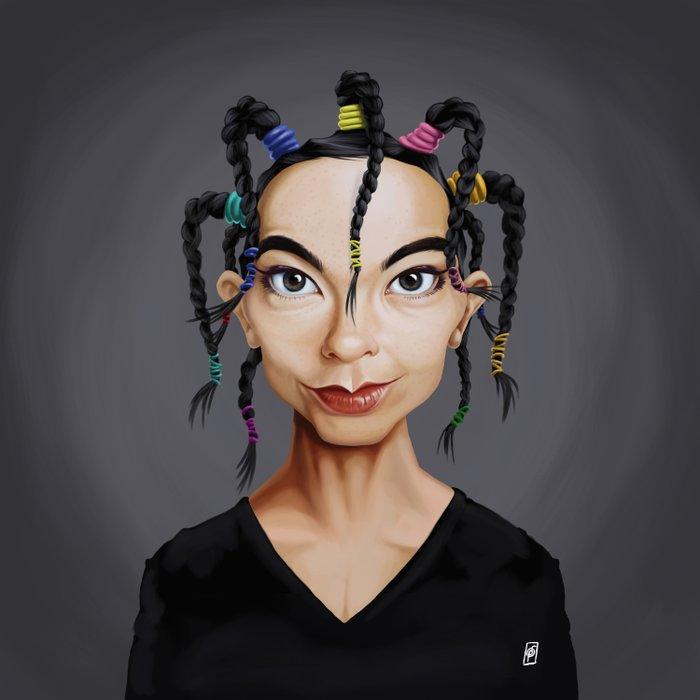 Celebrity Sunday ~ Björk Comforters