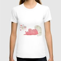 pig T-shirts featuring Pig by yael frankel