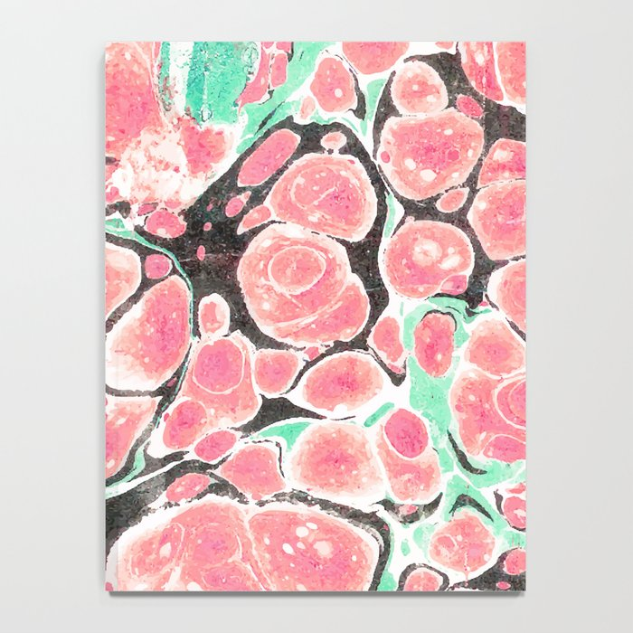 Deliciously Marble #society6 Notebook