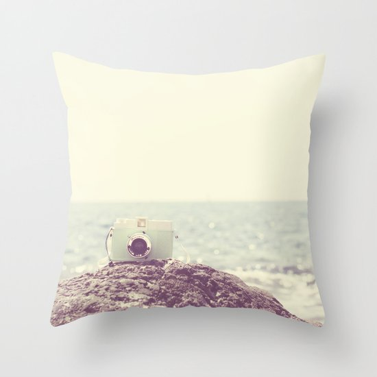 the dreamer ... Throw Pillow