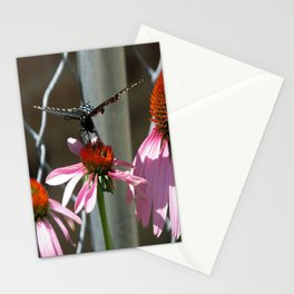 Attending the Flowers Stationery Cards