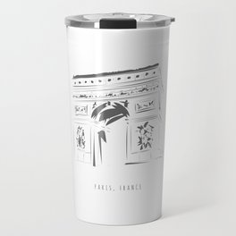 Arc de Triomphe de l'Étoile | Paris, France Travel Mug