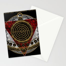 John Keely Amplified Internal Mystery Stationery Cards
