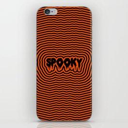 Spooky iPhone Skin