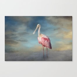 Call Me Rosy Canvas Print
