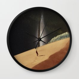 Lost In Your Memories Wall Clock