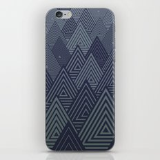 Indigo Forest iPhone & iPod Skin