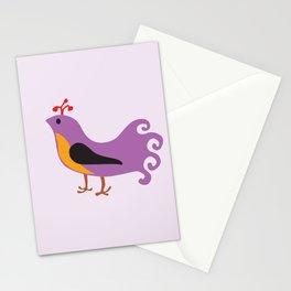 4 Little Birdies Stationery Cards