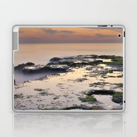Reflections in the paradise Laptop & iPad Skin