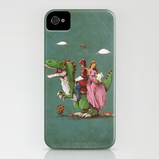 historical reconstitution iPhone (4, 4s) Slim Case