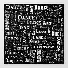 Just Dance! Canvas Print
