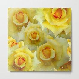 Bouquet de fleur 2 Metal Print