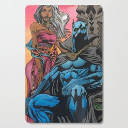 Black Panther Cutting Board