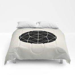 Sphere 3 Comforters